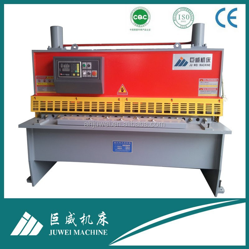 CNC hydraulic swing beam shearmachine /shearing machine/ shear