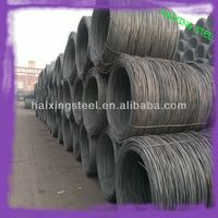 hot rolled high quality carbon mild black steel ms wire rod