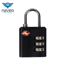 Specialized production custom key travel lock box,Suitcase lock