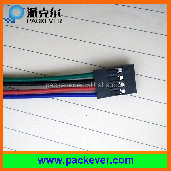4 pin 2.54mm dupont terminal, female wire connector