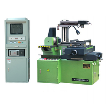 electrical cnc edm brass wire cutting machine