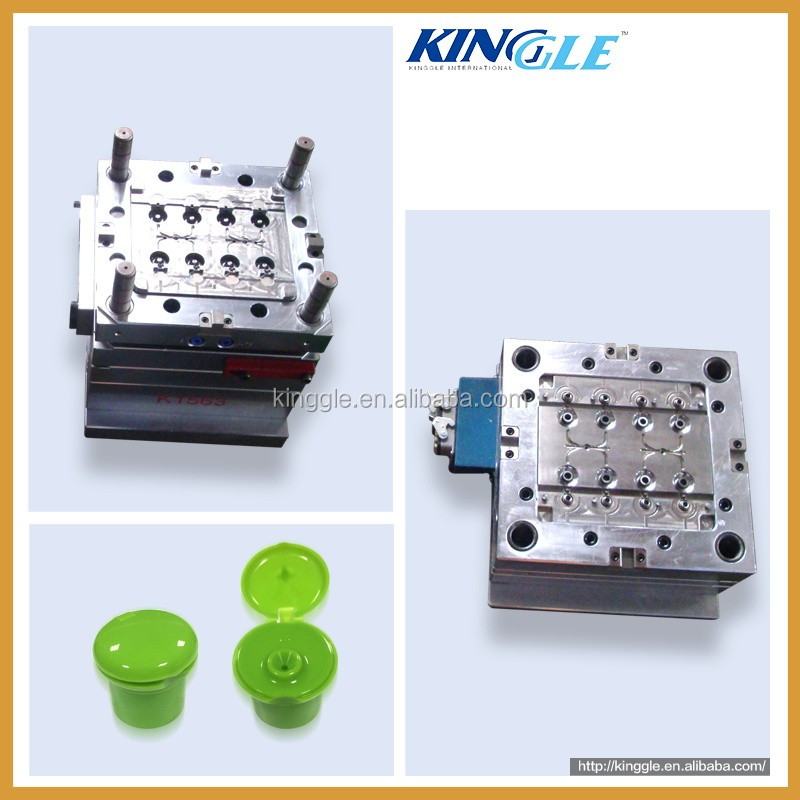 China 30 years experience professional bottle and cap mould maker
