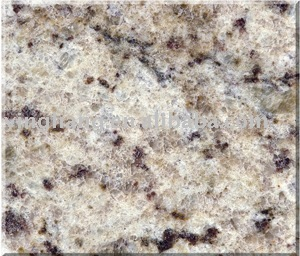 Giallo Ornamenta Granite slab
