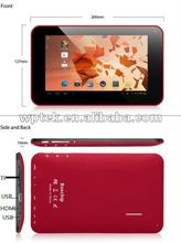 Cortex A9 via 8850 dual core 1.5Ghz dual speaker 7 inch capacitive tablet pc with HDMI 3000mah battery
