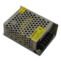 IP20 24W Constant voltage LED power supply for Strip lights
