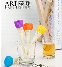 Creative Living Products,Art-brush Tea Infuser