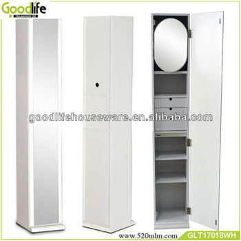Wooden classic bathroom cabinet made in China