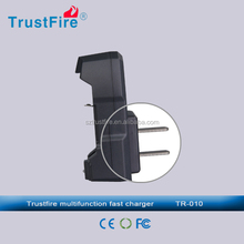 Trustfire TR-010 standard universal battery charger,private mould charger /unique design charger/cheapest charger !!