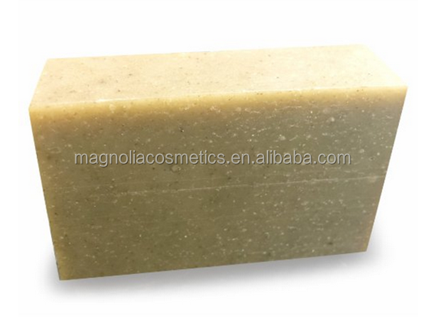 Private label Pure Organic Seaweed Herbal Soap