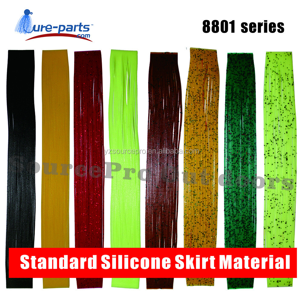 standard silicone skirt material