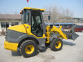Hot-selling loader! European-style mini wheel loader