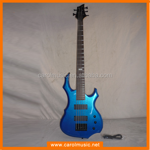 EB025 Blue Cool Electric bass