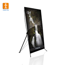 Outdoor Water Based Weatherproof Used Sides X Banner Stand