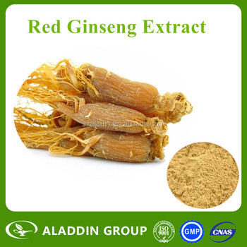 High Quality Red Ginseng Extract