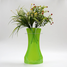 Excellent quality low price plastic folding flower vase