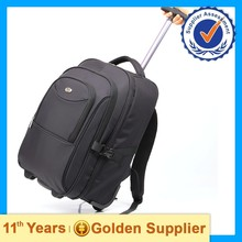 Business laptop trolley bag, fashion trolley backpack