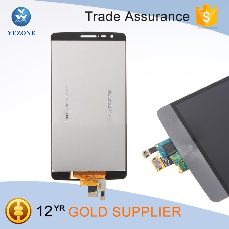 Wholesale Repair Parts Cell Phone Touch Screen for LG G3 S LCD