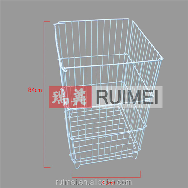 Hot sale fruit metal wire basket