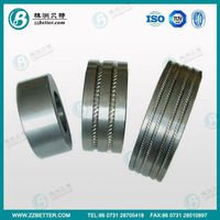 tungsten carbide finishing mill roll