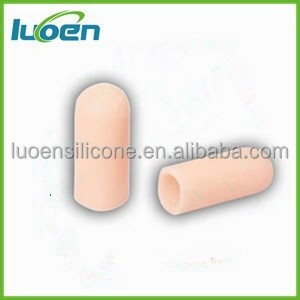 Medical grade silicone fingers joint protective sleeve/finger protector