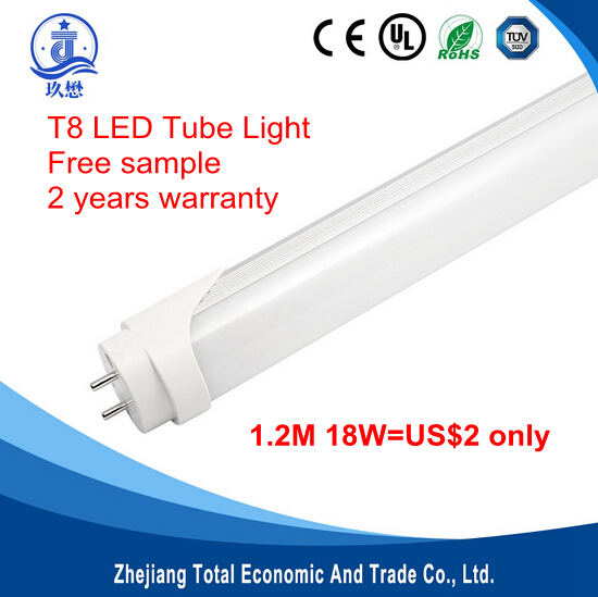 Factory directly selling t8 led tube light components