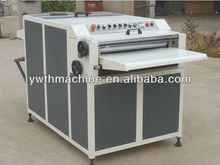 650*450mm Non Automatic Photo UV Glazing Machine/UV Photo Paper Lamination Machine