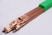 BCuP-2 Copper Alloy Material 0 Silver Welding Rod 2.5MM