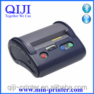 70 to 115mm Battery Powered Bluetooth Thermal Printer MPU-L465-16
