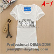 brand new fashion custom print t-shirt