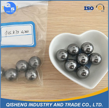 magnetic low carbon steel ball