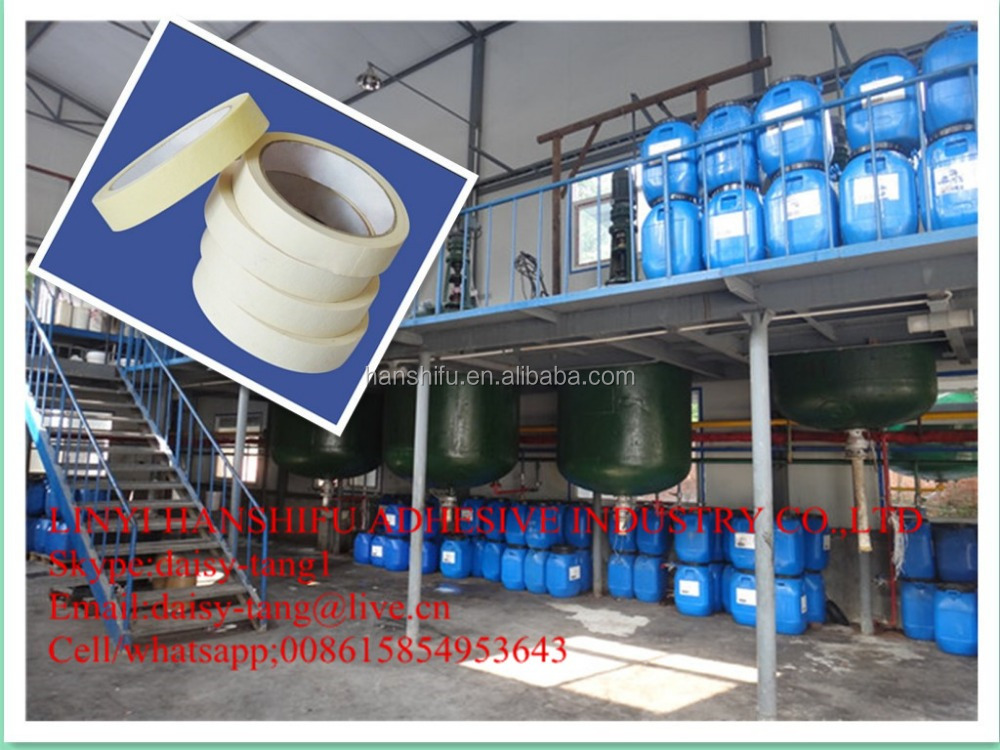 water based adhesive for gypsum borad Paper Joint Tape