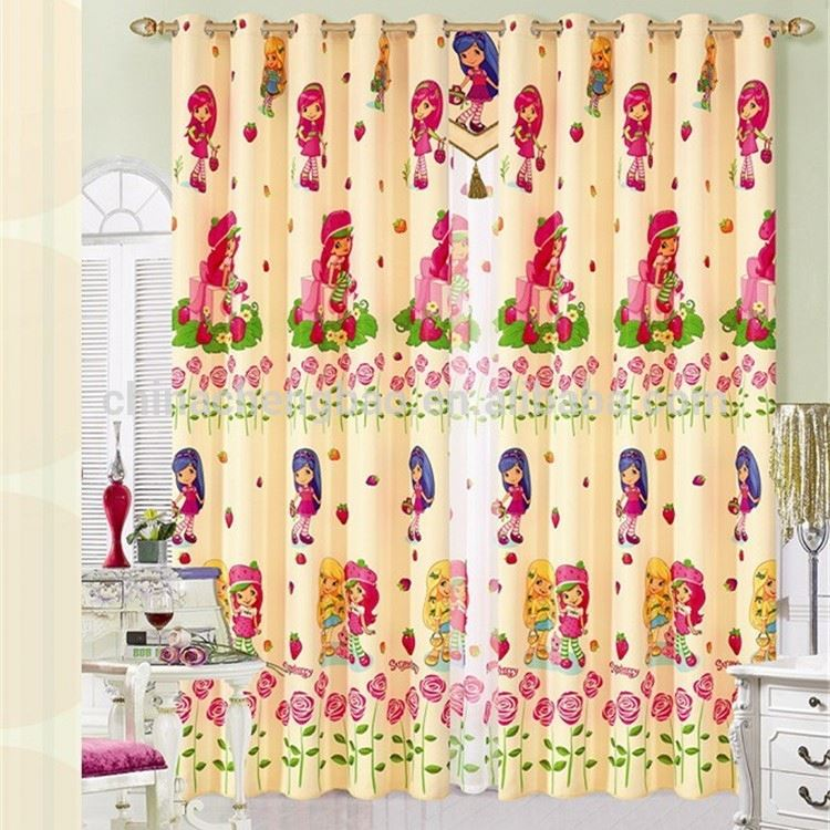 Aluminum stick printed cold proof quilted worthy jute material indoor curtain