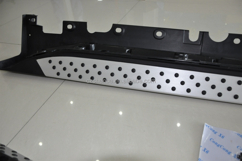 Running board for BMW X6 / side step for BMW X6/ side bar for BMW X6