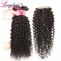 Factory Wholesale 7A Full Cuticle Intact Unprocessed Afro Kinky Curly Weaving Hair