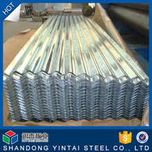Wholesale metal roofing for prefabricated house corrugated galvanized steel sheet