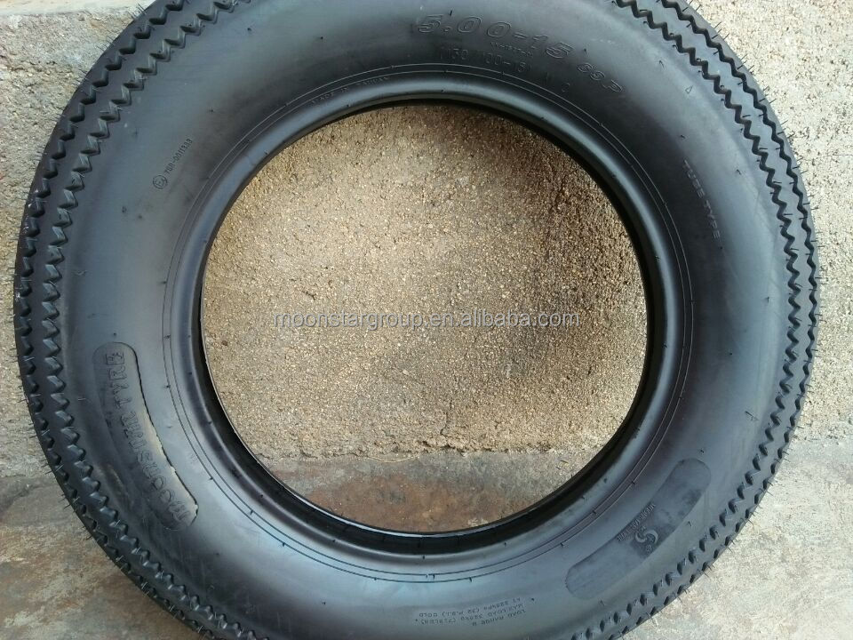 15-5.00 High quality vintage sawtooth motorcycle tyre 4.00-18,4.00-19,4.50-17,4.50-18,5.00-15,5.00-16