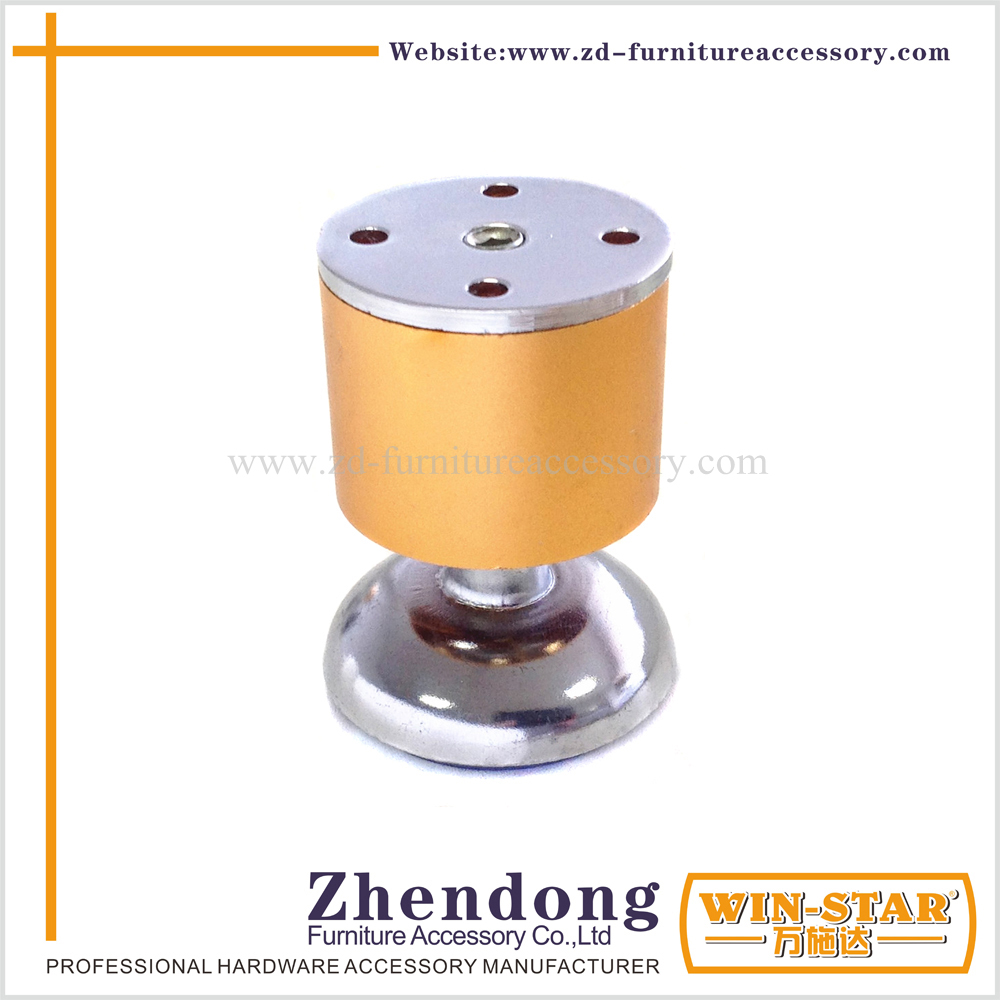 DIY Fashional Home Furniture Champagne Cabinet/End Table Leg ZD-B021-1
