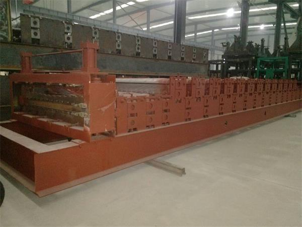farming machine double layer tile roof roll forming machine