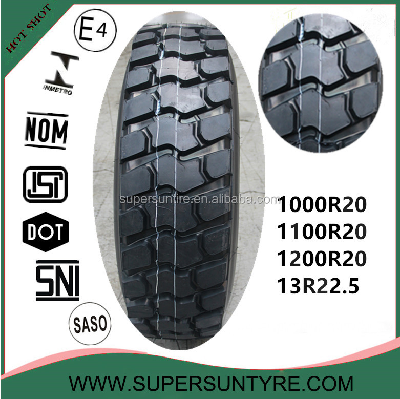 New tyre factory in china radial tire 13r22.5 tyre indonesia