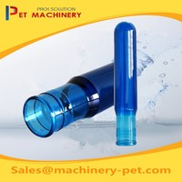 PET preforms 2015 Hot sale! Plastic dropper Bottle With Childproof red Cap For E juice E liquid free shrink
