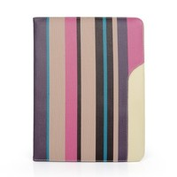 "7"" PU leather flip tablet cover case for ipad mini"