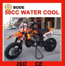 Cheap Price 2 stroke engine dirt bike 50cc MC-640
