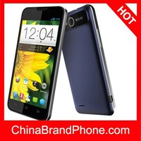 Dual SIM ZTE V967S 5.0 inch 3G Android 4.2 Smart Phone, MTK6589 Quad Core