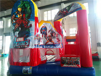 Inflatable air jumping house, inflatable air bouncer