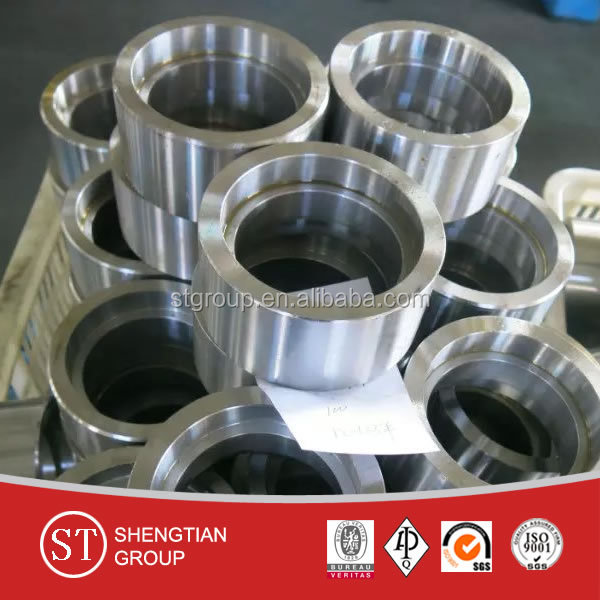 ASTM A105 3000lbs NPT Pipe Fitting Forged Coupling