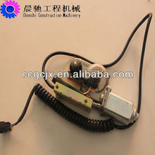 DH220-5 excavator/digger engine parts electric wiper motor/wiper assy