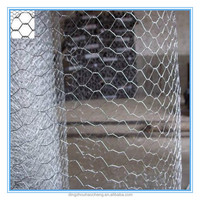 Lowest price hot-dip galvanized hexagonal chicken wire mesh roll