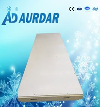 0.326mm color steel Polyurethane sandwich panel for cold room