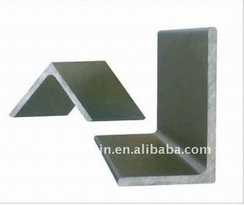 hot rolled equal and unequal size steel angle