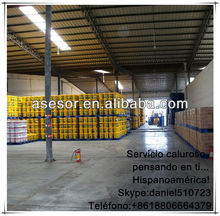 global logistics warehousing pick and pack services for Ecuador